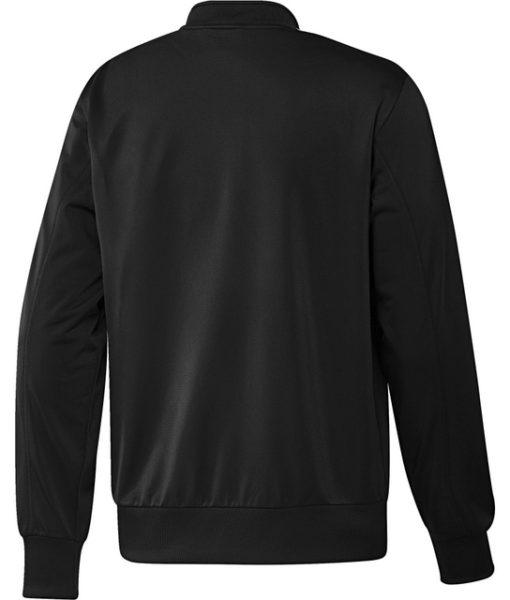 adidas ベルギー 17/18 トレーニング トラック ジャケット Black