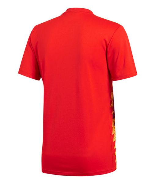 adidas スペイン 2018 ホーム シャツ