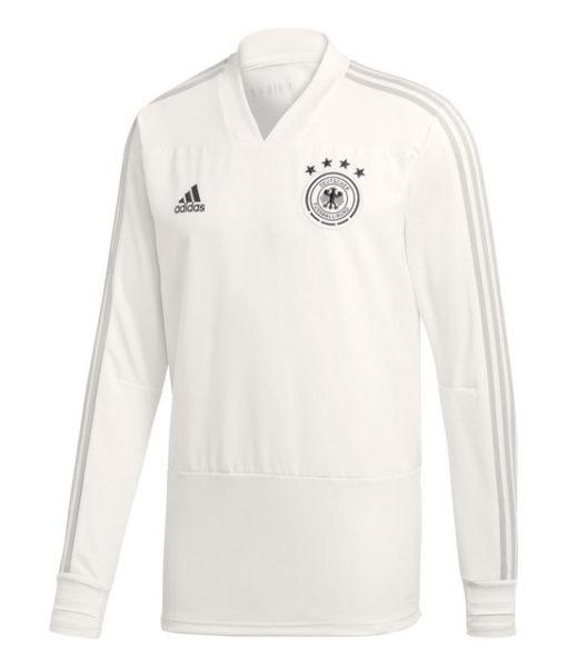 adidas ドイツ 17/18 トレーニング トップ White 1