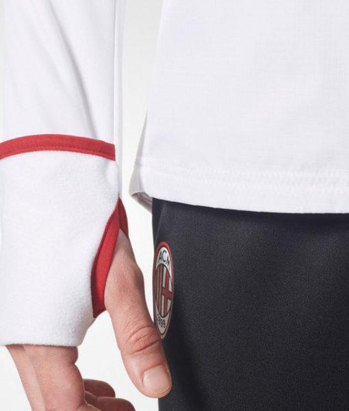 adidas ACミラン 17/18 トレーニング ウォームアップ トップ White