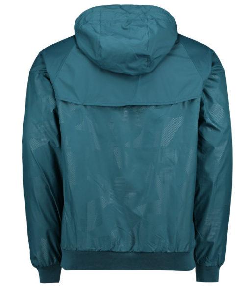 NIKE アトレティコマドリード 17/18 オーセンティック ウインドランナー ジャケット Blue