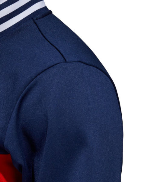 adidas バイエルン ミュンヘン 17/18 3ストライプ トラック ジャケットNavy