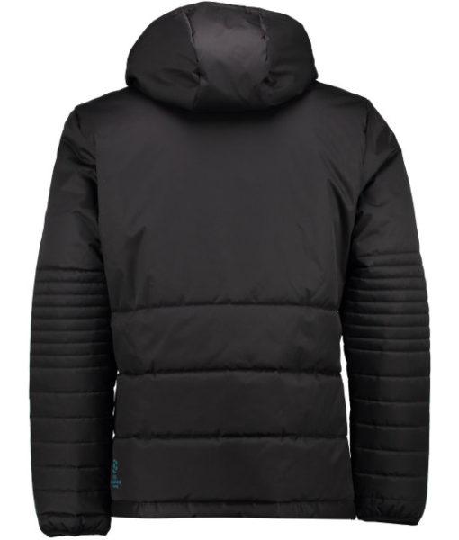 adidas レアルマドリード 17/18 トレーニング パデッド ジャケットBlack