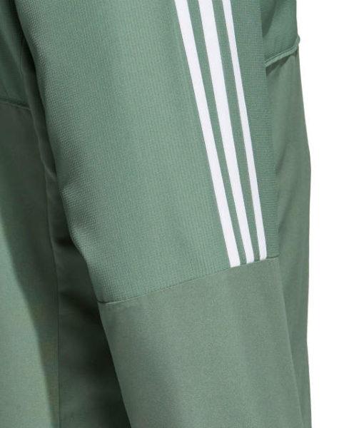 adidas マンチェスターユナイテッド 17/18 トレーニング プレゼンテーション ジャケット Green