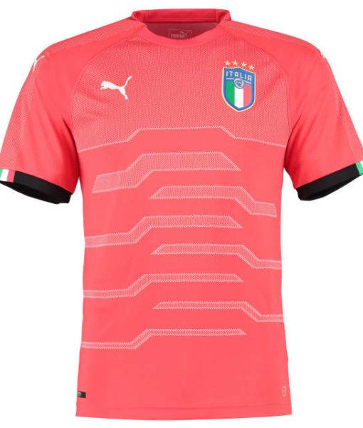 PUMA イタリア 2018 ゴールキーパー シャツ B