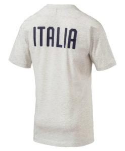 PUMA イタリア 2018 カジュアル Tシャツ White
