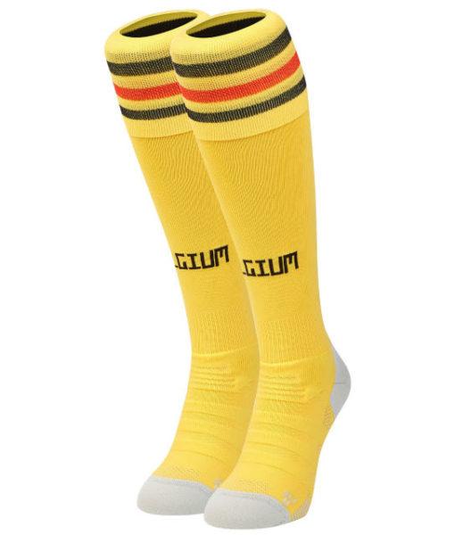 adidas ベルギー 2018 アウェイ ソックス  1