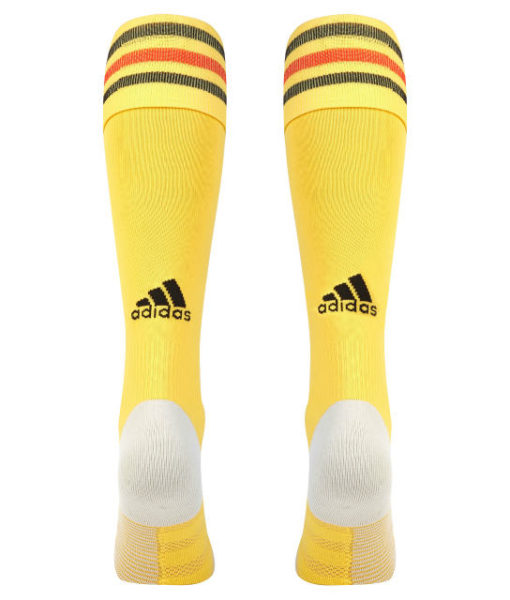 adidas ベルギー 2018 アウェイ ソックス