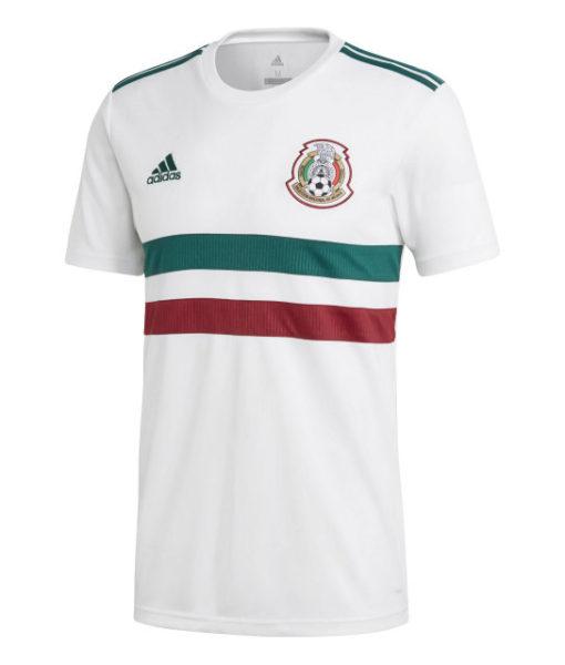 adidas メキシコ 2018 アウェイ シャツ  1