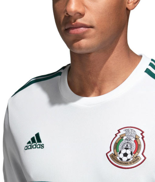 adidas メキシコ 2018 アウェイ シャツ