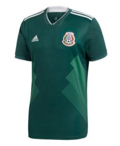 adidas メキシコ 2018 ホーム シャツ