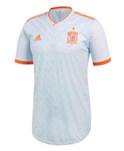 adidas スペイン 2018 アウェイ シャツ
