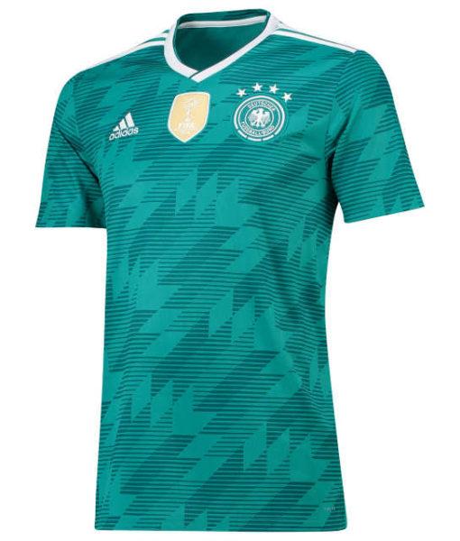 adidas ドイツ 2018 アウェイ シャツ  1