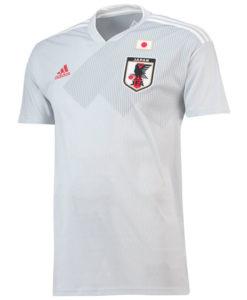 adidas 日本 2018 アウェイ シャツ