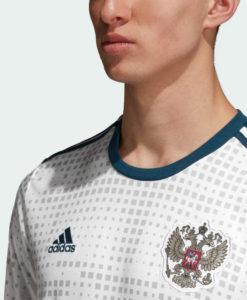adidas ロシア 2018 アウェイ シャツ