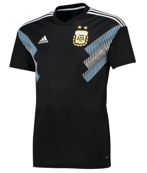 adidas アルゼンチン 2018 アウェイ シャツ  1