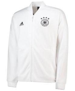 adidas ドイツ 2018 ZNE アンセム ジャケット White