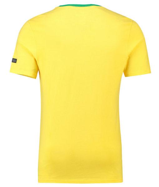 NIKE ブラジル 2018 エンブレム Tシャツ