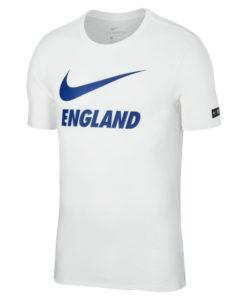 NIKE イングランド 2018 プレシーズン Tシャツ White