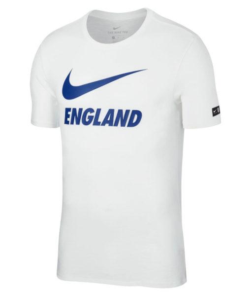 NIKE イングランド 2018 プレシーズン Tシャツ White 1