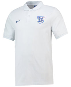 NIKE イングランド 2018 コア ポロシャツ White