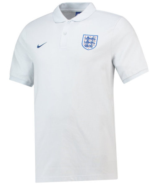NIKE イングランド 2018 コア ポロシャツ White 1