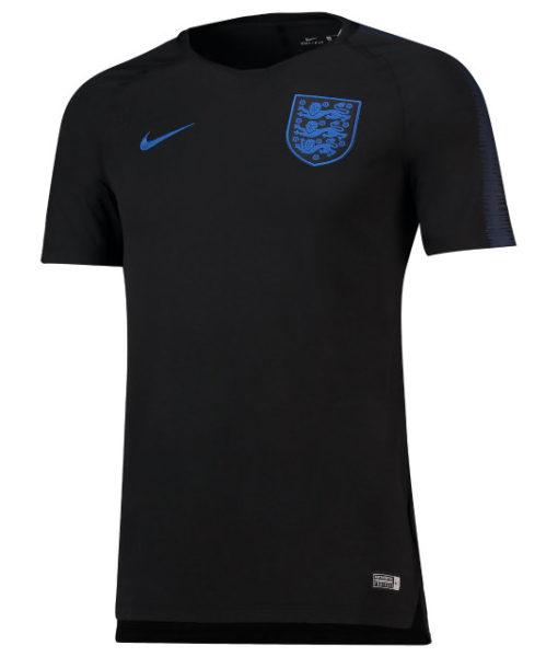 NIKE イングランド 2018 Squad トレーニング トップ Black 1
