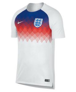 NIKE イングランド 2018 Squad グラフィック トレーニング トップ White