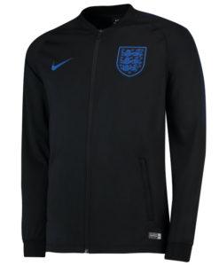 NIKE イングランド 2018 Squad トラック ジャケット Black