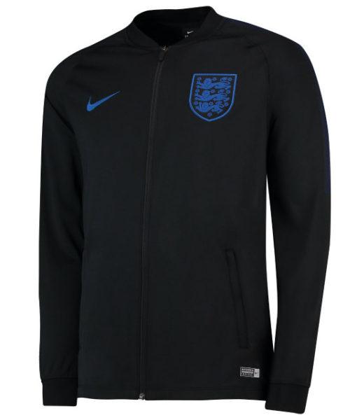 NIKE イングランド 2018 Squad トラック ジャケット Black 1