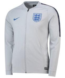 NIKE イングランド 2018 Squad トラック ジャケット Grey
