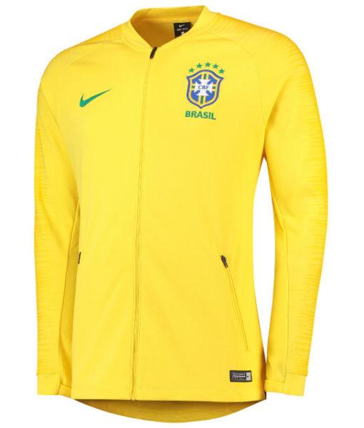 NIKE ブラジル 2018 アンセム ジャケット  1