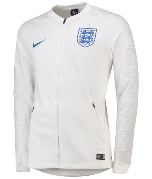 NIKE イングランド 2018 アンセム ジャケット White 1