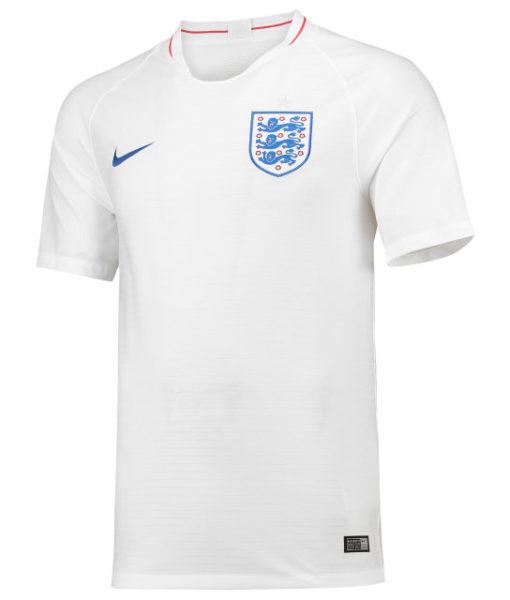NIKE イングランド 2018 ホーム スタジアム シャツ  1