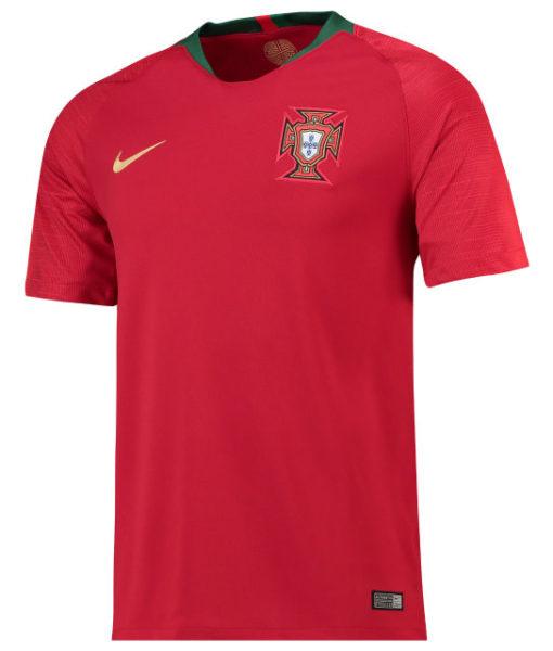 NIKE ポルトガル 2018 ホーム スタジアム シャツ  1