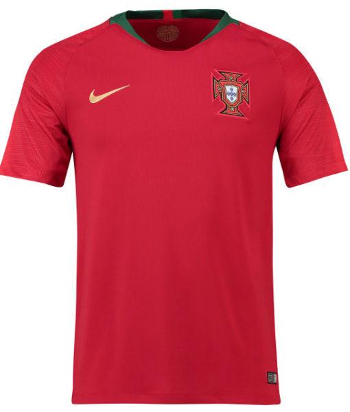 NIKE ポルトガル 2018 ホーム スタジアム シャツ