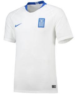 NIKE ギリシャ 2018 ホーム スタジアム シャツ