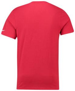 NIKE ポルトガル 2018 エンブレム Tシャツ Red