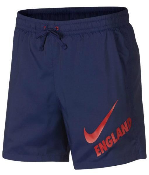 NIKE イングランド 2018 コア ウーブン ショーツ Blue 1