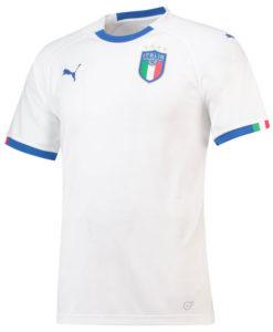 PUMA イタリア 2018 アウェイ シャツ