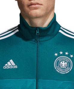 adidas ドイツ 2018 3ストライプ トラック ジャケットGreen