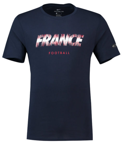 NIKE フランス 2018 プライド Tシャツ Navy