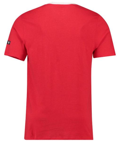 NIKE クロアチア 2018 エンブレム Tシャツ Red