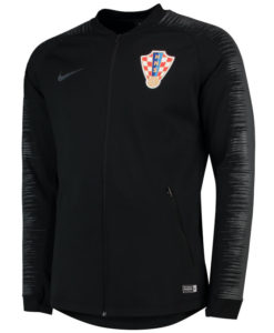 NIKE クロアチア 2018 アンセム ジャケット Black