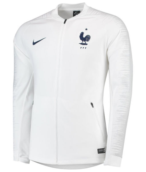 NIKE フランス 2018 アンセム ジャケット White 1
