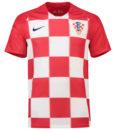NIKE クロアチア 2018 ホーム スタジアム シャツ