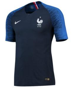 NIKE フランス 2018 ホーム ヴェイパーマッチ シャツ