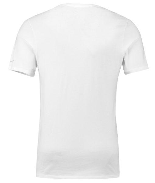 NIKE フランス 2018 エンブレム Tシャツ White