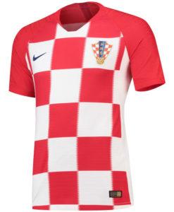 NIKE クロアチア 2018 ホーム ヴェイパーマッチ シャツ