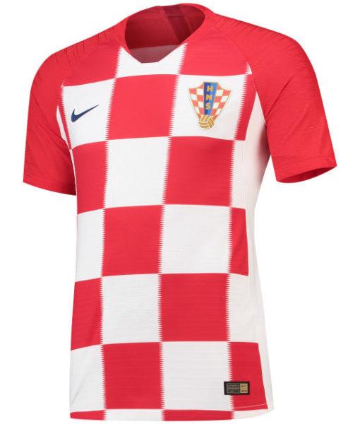 NIKE クロアチア 2018 ホーム ヴェイパーマッチ シャツ  1